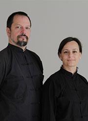 Bettina Trost & Georg Pfolz