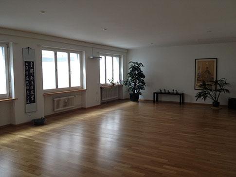 Übungsraum in Basel